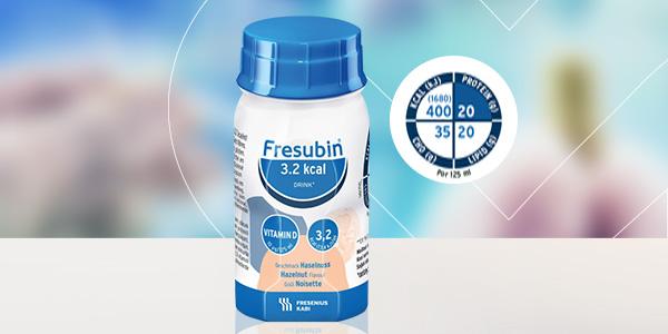 Fresubin® 3.2 kcal DRINK (Avelã)