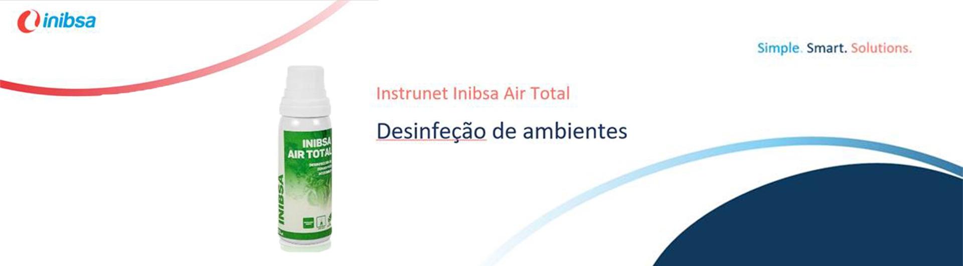 Instrunet Inibsa Air Total (NOVO LANÇAMENTO)